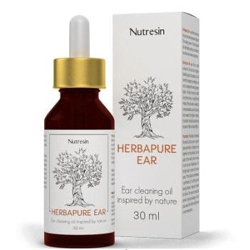 Nutresin Herbapure Ear Volledige informatie 2018, ervaringen, forum, drops, recensies, waar te koop, prijs, hoe te gebruiken? Nederland - bestellen