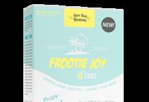 Frootie Joy tabletten - ingrediënten, meningen, forum, prijs, waar te kopen, fabrikant - Nederland
